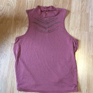 Abercrombie and Fitch tank